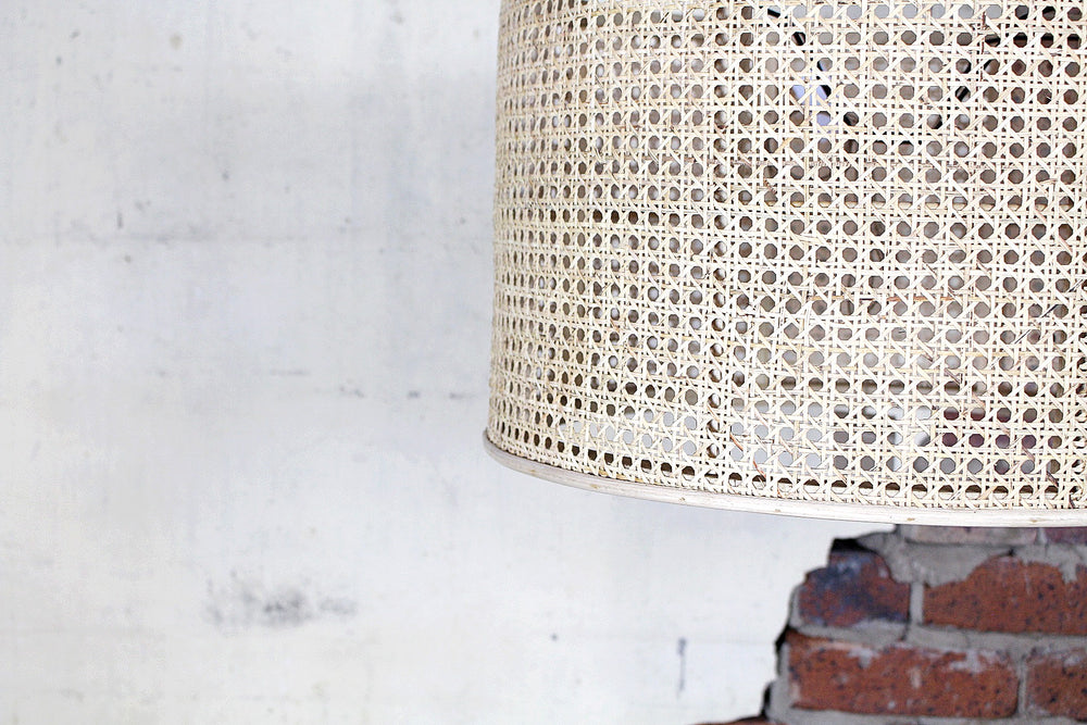 Rattan Light Pendant