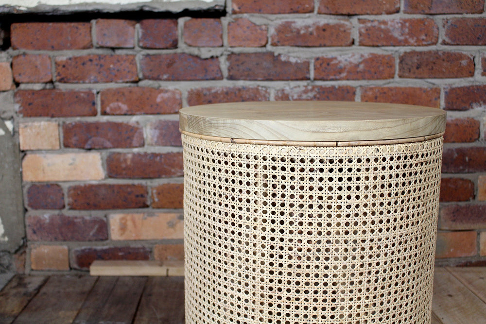 Takra Weave Side Table