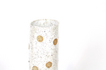 Angela Edwards organic tall vase (Spots)