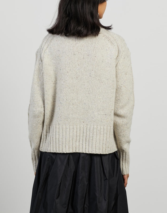 Apartment Clothing Tally Turtleneck (Vapour)