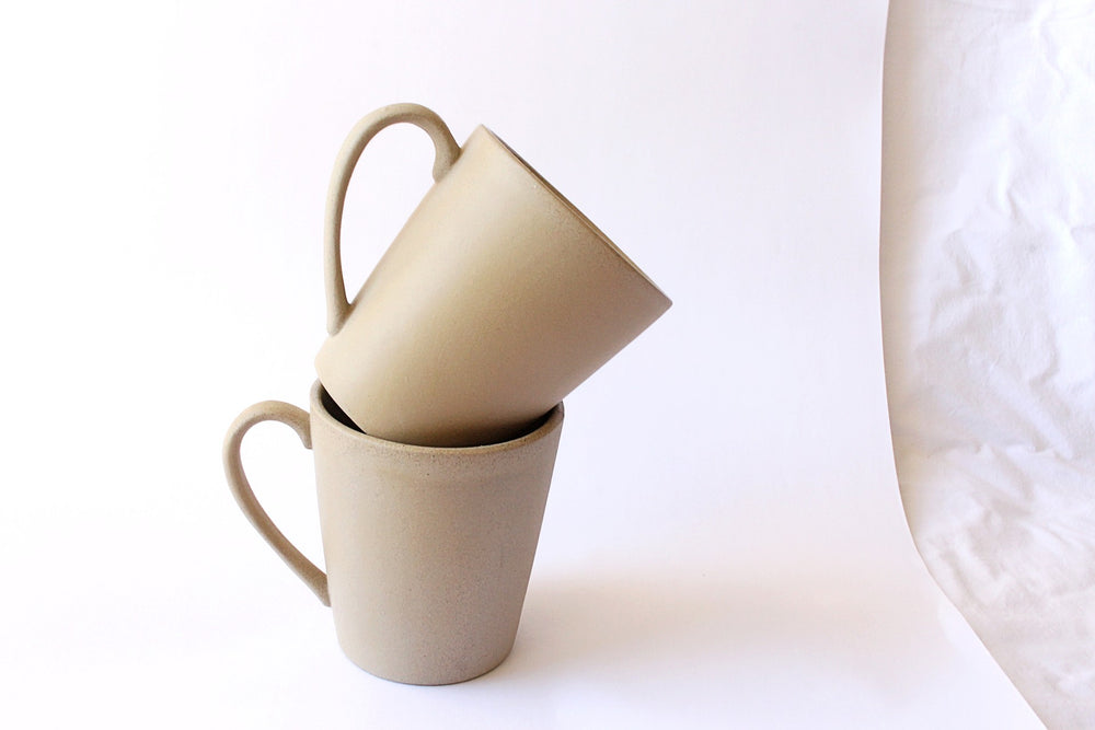 Cara Clay Coffee Cup