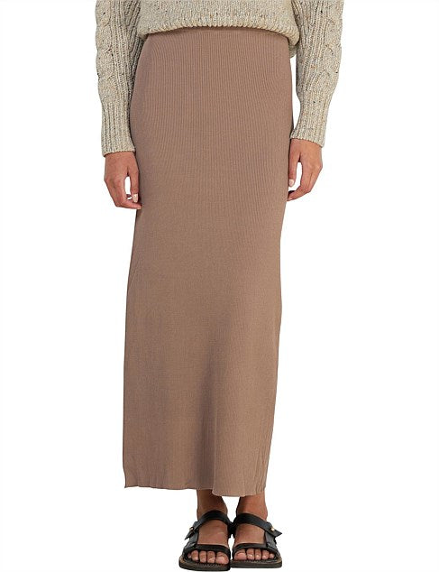 Elka Collective Drift Knit Skirt