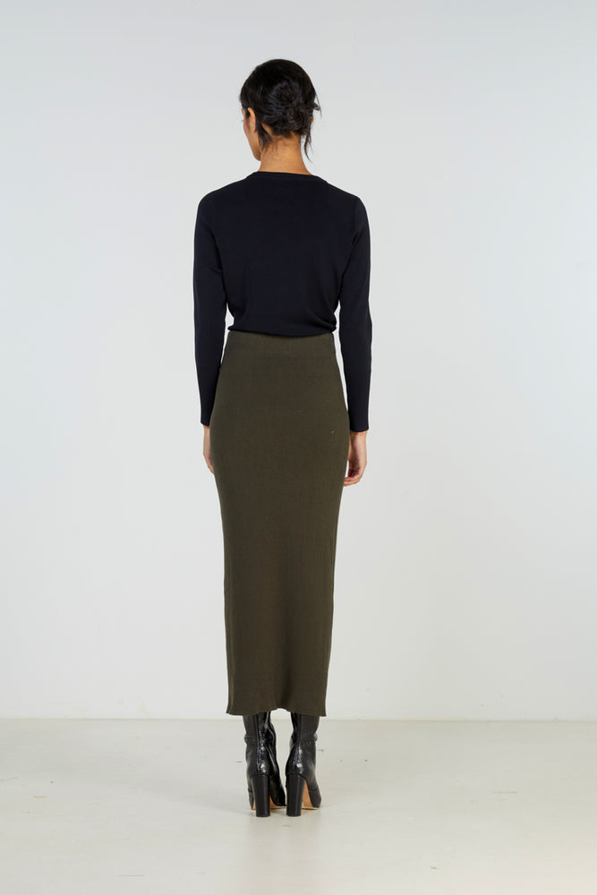 Elka Collective Element Knit Skirt