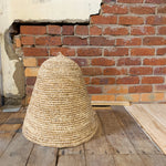 Raffia Bell Light Pendant