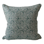 Walter G Khotan Pacific Blue Cushion