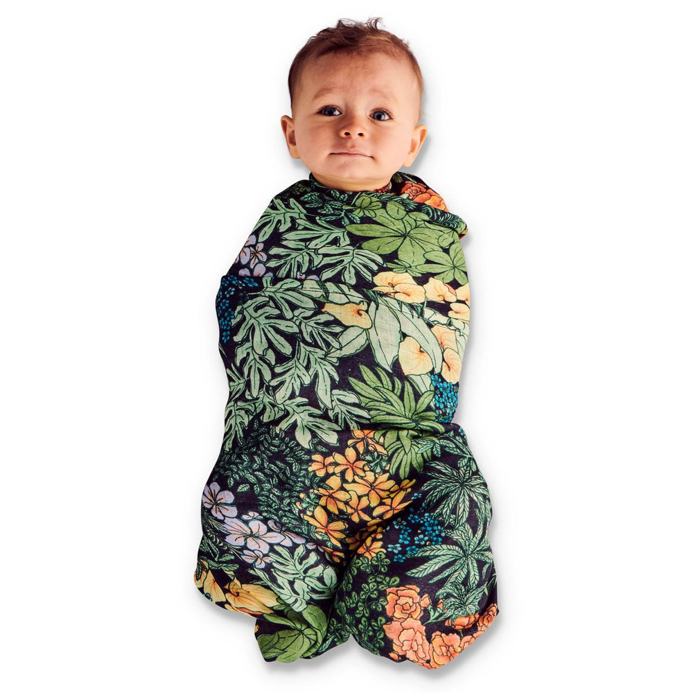 Kip & Co Atrium Bamboo Swaddle