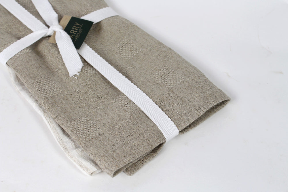 Linen Tea Towels (Set of 2)