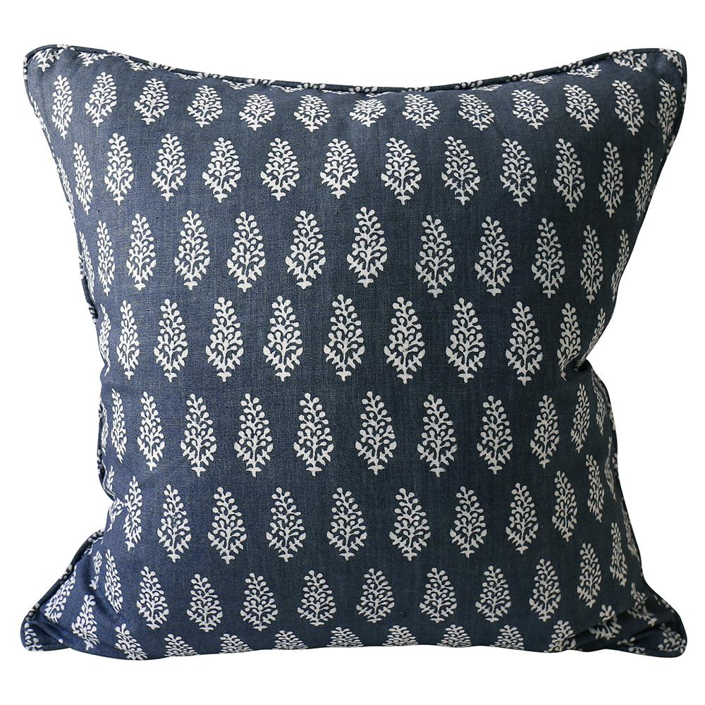 Lucknow Harbour cushion