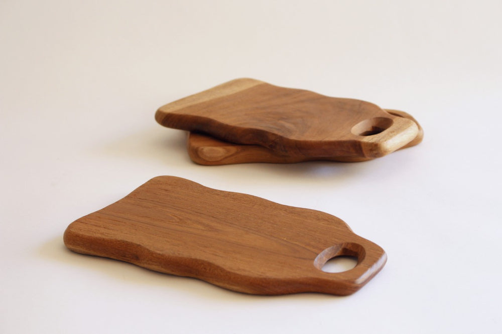 Teak Wood Cheese Board