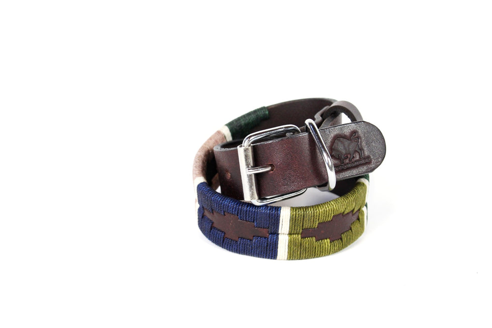 Stitch and Hyde Dog Collar