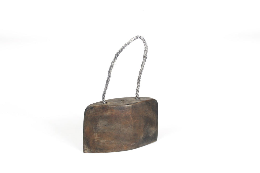 Wooden Cow Bell