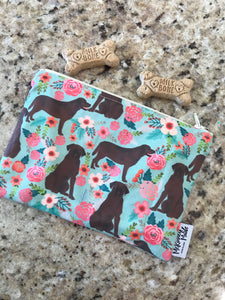 Floral Chocolate Labs, Made to Order
