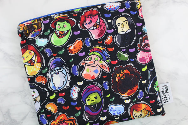 Everybody Beans, Reusable Snack Bags