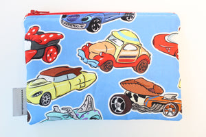 Magic Cars, Reusable Snack Bags