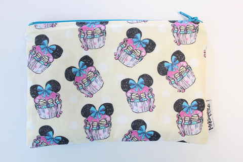 Magic Cupcakes, Reusable Snack Bags