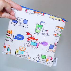 Reusable Snack Bags, Food Trucks