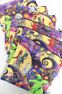 Friendly Nightmares, Reusable Snack Bags