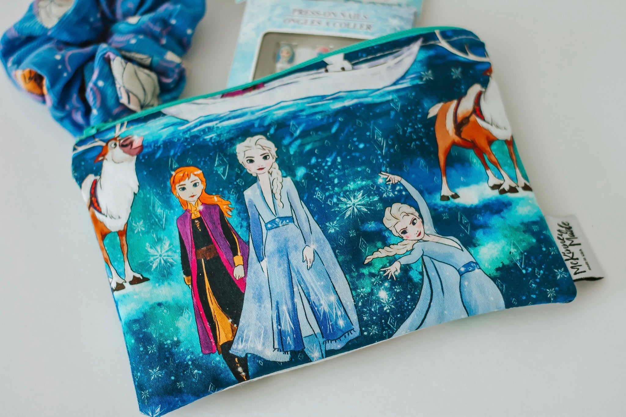 Adventure Sisters, Reusable Snack Bags