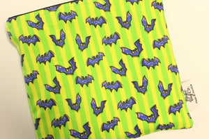 Cast Bats, Reusable Snack Bags
