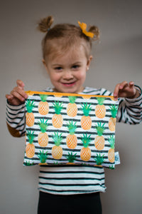 Pineapple Stripe, Made to Order