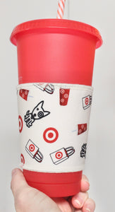 Bullseye Essentials, Coffee Sleeve