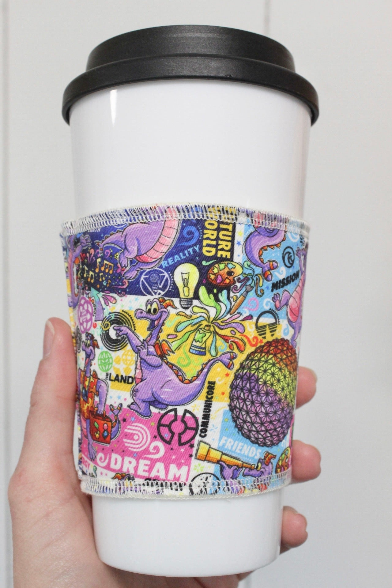 Journey into Imagination, Coffee Sleeve