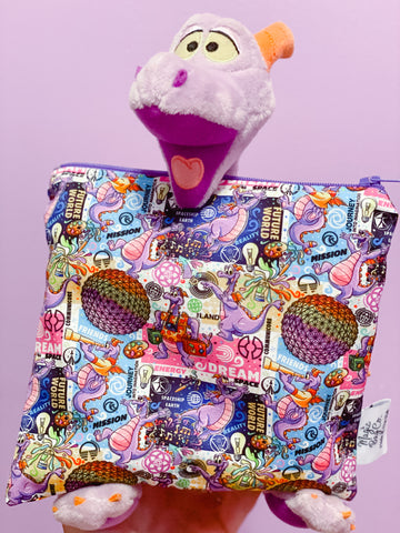 Imagination, Reusable Snack Bags