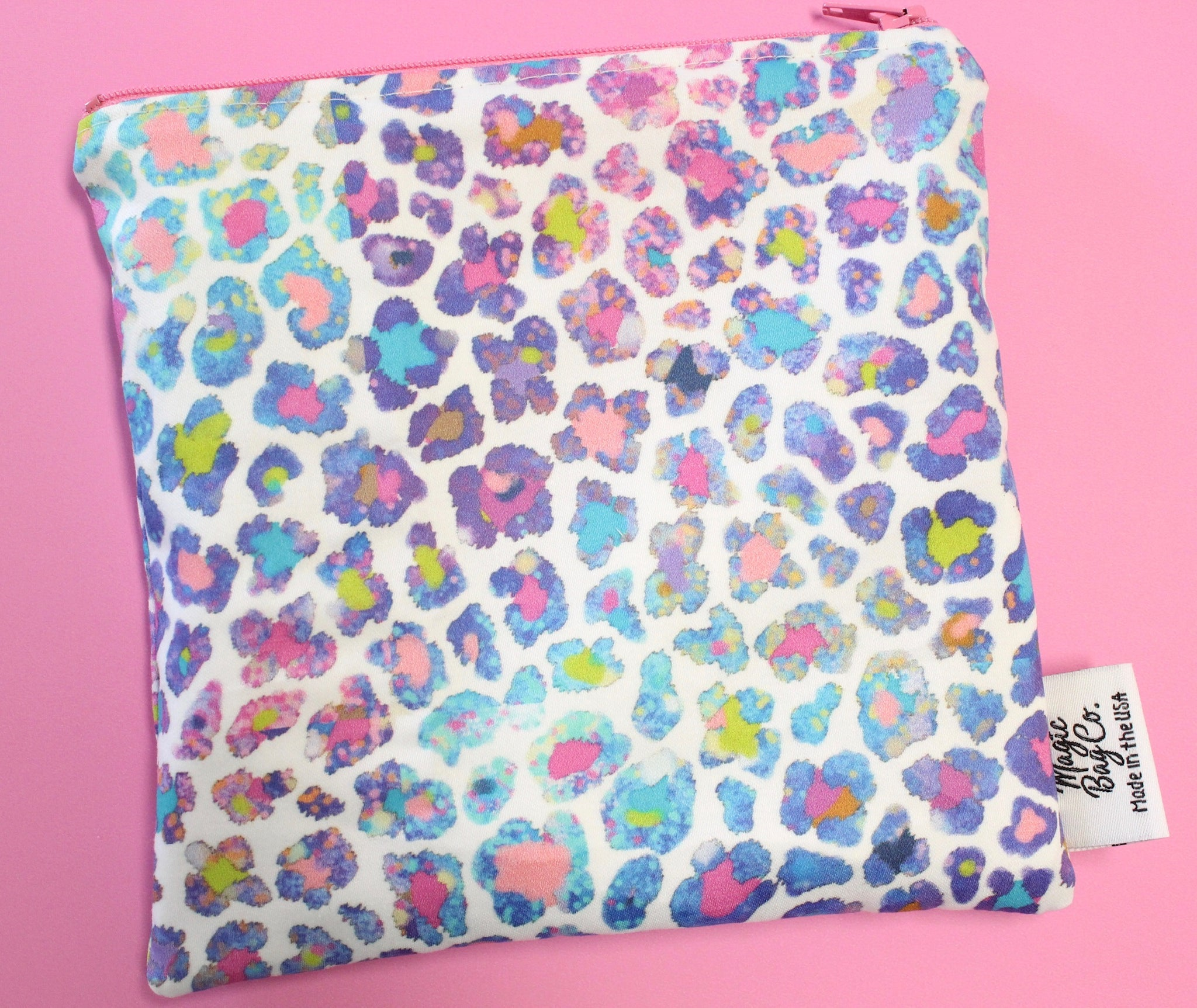 Colorful Leopard, Made to Order