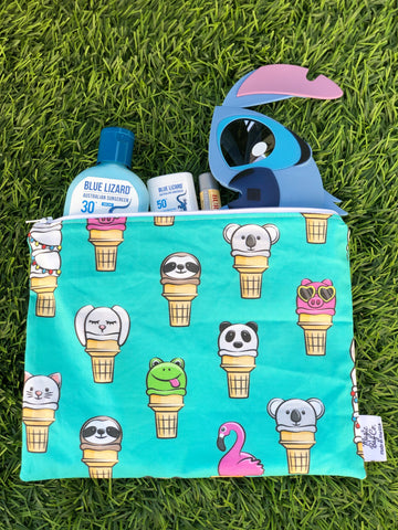 Animal Ice Cream Aqua, Made to Order