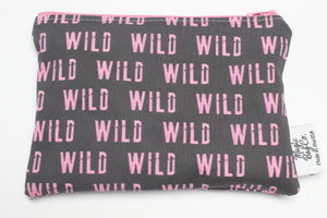 Wild Pink, Reusable Snack Bags
