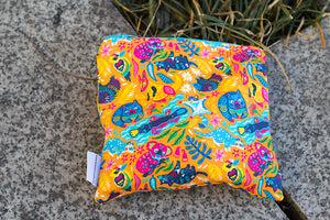 Australian Animals Yellow, Made to Order