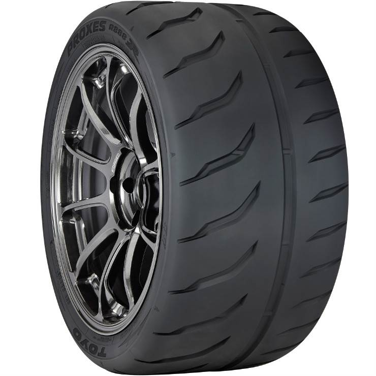 Toyo Proxes R888R Tire - 235/40ZR17 90W