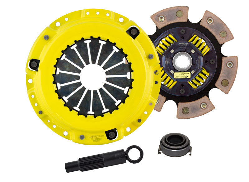 ACT 1997 Acura CL Sport/Race Sprung 6 Pad Clutch Kit