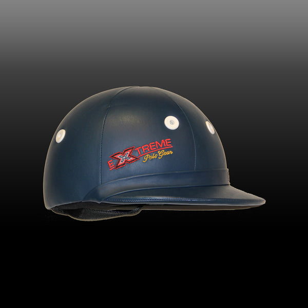 PoloGear Extreme Leather Polo Helmet
