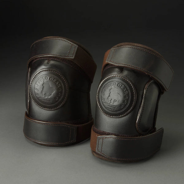 Polo Knee Guard - Ladies 2 Strap