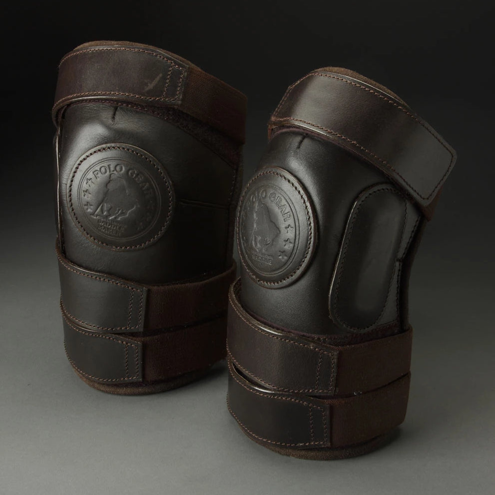 Polo Knee Guard - Men's 3 Strap