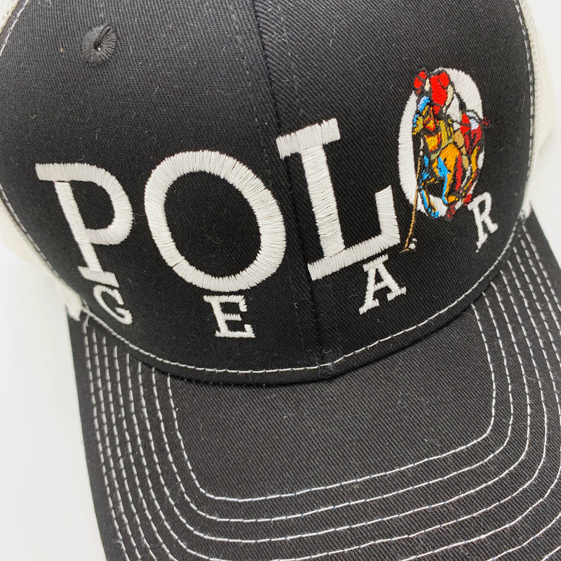 Cap-Trucker PoloGear with Colored Player