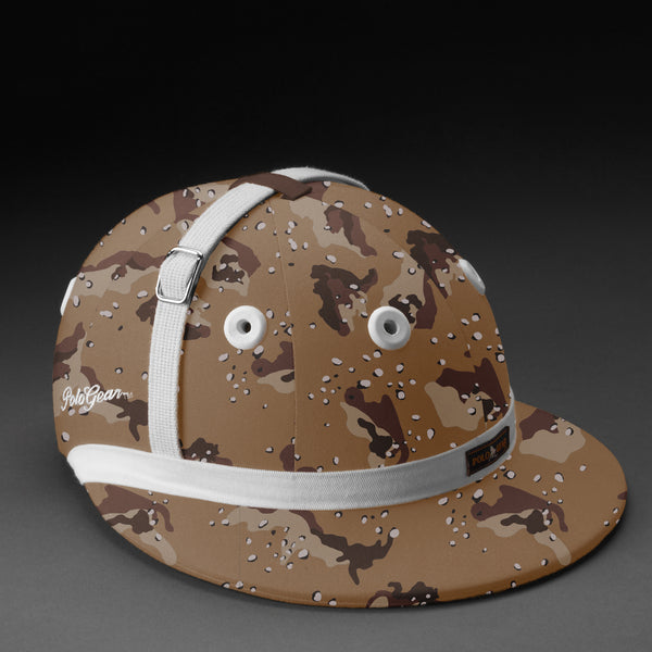 PoloGear Custom Sublimated Polo Helmet