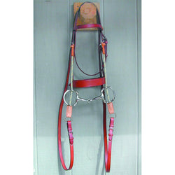 Pelham English Bridle Leather - Bridle