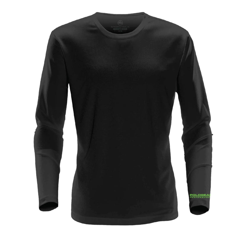 Nic Roldan Eclipse Long Sleeve Performance Tee