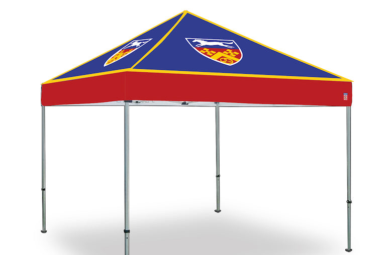 Polo Field Custom Pop-Up Tent