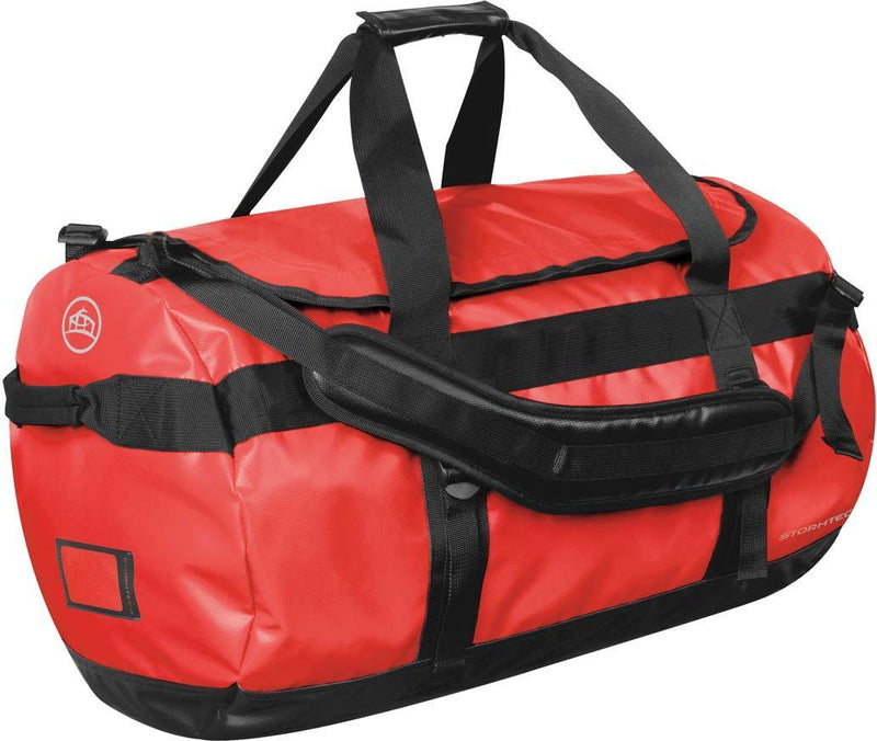 PoloGear duffel bag in red.
