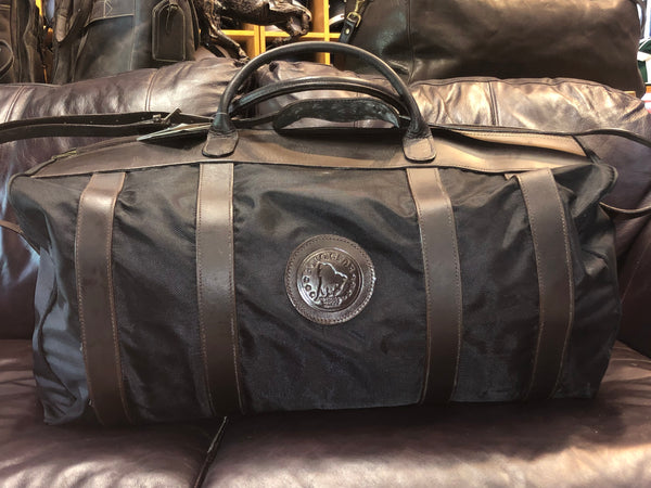 Team Bag Nylon/Leather