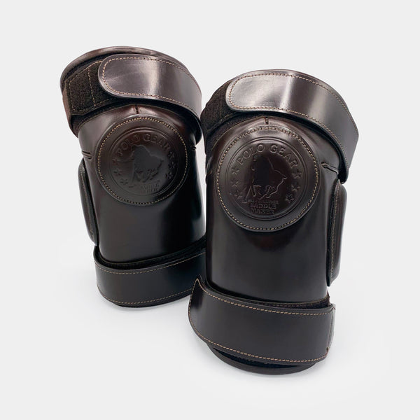Knee Guard-Velcro Fitted 11.25 inch