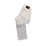 Ladies Polo White Performance Jeans