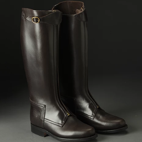 Polo Zipper Boots