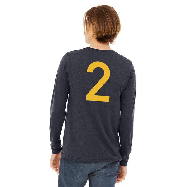 T Shirt-Long Sleeve Team Captain
