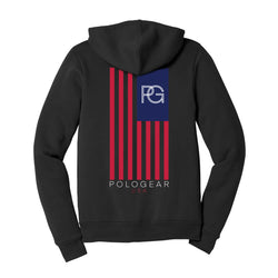Polo Zip Hoodie-Got Your Back
