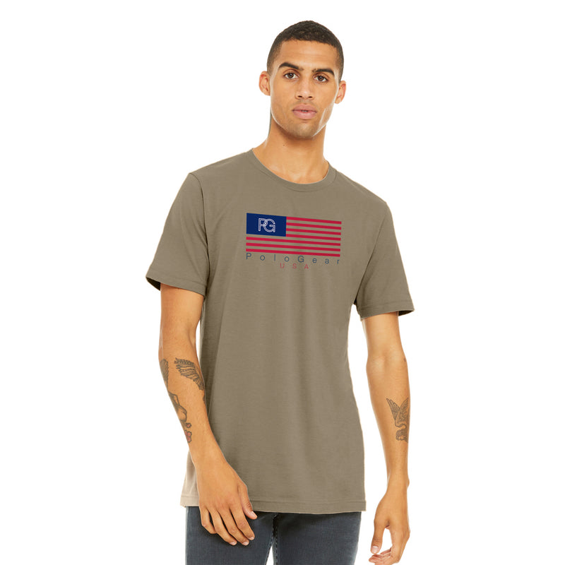 T Shirt-PG Flag