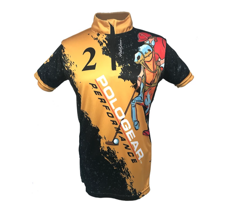 Limited Edition Sublimated PoloGear Player Team Shirt - Womens